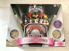 Bandai MIGHTY MORPHIN POWER RANGERS The Movie Legacy Power Morpher Pink edition