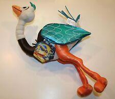 New Disney Miles from Tomorrowland Merc Ostrich Plush 20' bendable legs Nwt