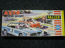 "Faller Auto Motor Sport ""Junior"" set #3901 with one car (JS)"