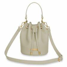 #Tasche Schultertasche Chloe, Katie Loxton, Grau/Beige, Warm Grey Vegan Leather#