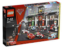 LEGO Cars 8679 Grosses Wettrennen in Tokyo International Circuit