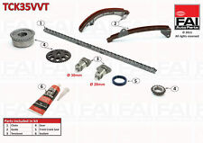 Timing Chain Kit To Fit Toyota Celica Coupe (_T23_) 1.8 16V Vt-I (Zzt230_)