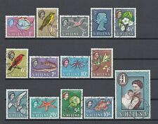 More details for st helena 1961-65 sg 176/89 used cat £45