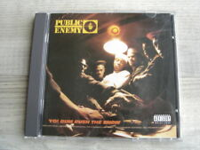 PUBLIC ENEMY CD oldschool hiphop rap *NEAR MINT* Yo ! Bum Rush The Show chuck d
