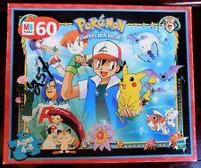 Vintage Pokemon (59) 60-piece Puzzle Collectible - Gotta Catch'em All!