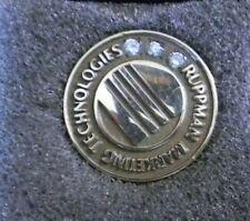Ruppman Marketing Technologies 3 Diamond Chip Gold Tie Tac