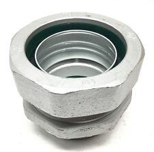 "CFI LT300-I 3"" Insulated Liquidtight Connector for Flexible Metallic Conduit"