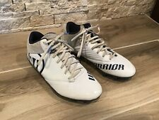 Mens Warrior Lacrosse Burn 9.0 Cleats White Size 9