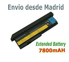 BATERIA PARA IBM Lenovo ThinkPad Battery 9 cell X200s X201 X201i X201s Battery