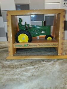 ERTL JOHN DEERE A 40TH Anniversary Commemorative Tractor 1945-1985 1/16 NOS BOX