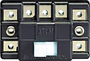 Atlas Electrical Switch Control Box for Model Railroad Turnouts (HO/N Scale)