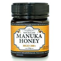 New Zealand 100% Pure Manuka Honey Mono Floral MGO 200+ 250g (8.8oz)