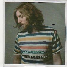 (ER122) Andy Burrows, If I Had A Heart - 2013 DJ CD