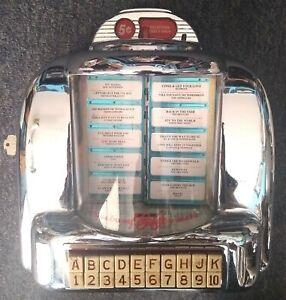 seeburg 3w1 wallbox - with key