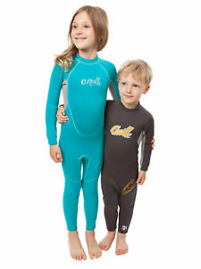 O'Neill Toddler & Little Kids Neoprene Full Body Wetsuit for Slender Children