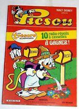 PICSOU Magazine 1 n° 100 au 185 Tous BE+