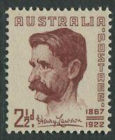 2½d HENRY LAWSON 1949 - MNH (BR25)