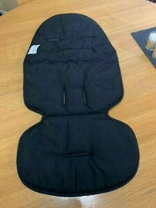 BRAND NEW PHIL & TEDS Buggy Liner - cushy ride in black, fits phil and teds