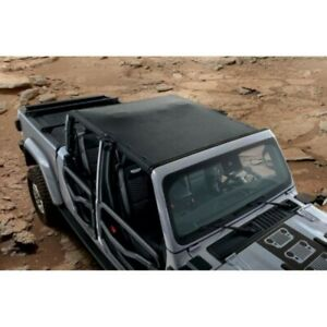 2020-2021 Jeep Gladiator Mopar OEM Solid Vinyl Sun Bonnet Top 82215620