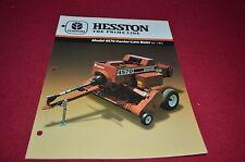 Hesston 4570 Square Baler Dealer's Brochure DCPA2