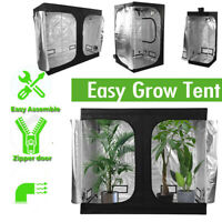 Portable Hydroponic Indoor Reflective Grow Tent Bud Dark Room for Plant Growing