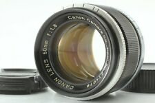 【EXC 】 Canon 50mm f/1.8 for Leica Screw Mount L39 LTM by FedEx from JAPAN