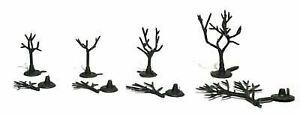 "WOODLAND SCENICS ALL SCALE TREE ARMITURES DECIDUOUS .75-2"" | BN | 1120"