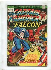 CAPTAIN AMERICA #196 - THE GAME: KILL-DERBY! - (4.5) 1976