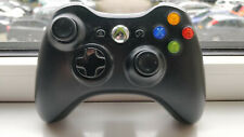 Official Microsoft Xbox 360 Controller Wireless Black