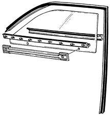 New 1971-1980 Ford Pinto Bobcat Beltline Weatherstrip