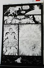 UNION #2 PAGE 26 1995 ORIGINAL ART-RYAN BENJAMIN & TOM MCWEENEY-IMAGE COMICS Comic Art