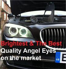 BMW Série 7 F01 / F02 Xenon Blanc LED Angel Eyes Anneaux Marqueur Kit - 20 W H8