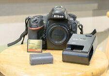 Nikon D800 36.3Mp Digital Slr Camera - Black (Body Only)