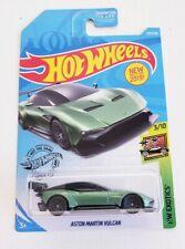Hot Wheels 2019 Aston Martin Vulcan Green