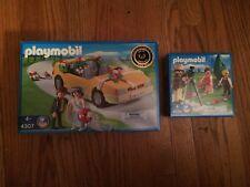 Playmobil 4307 Wedding Car Bride, Groom & 4299 Photogr, Ring Bearer, Flower Girl