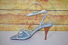 Alfani Women's Durham Sandal Pumps Pool Blue Open-Toe Shoes Size 6 M