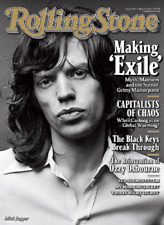 Mick Jagger - Rolling Stone Magazine - May 27, 2010 - The Stones - New & Unread