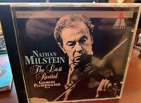 Nathan Milstein - The Last Recital