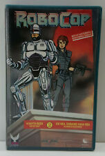VHS TAPE GREEK AUDIO PAL USED ROBOCOP #2 CARTOON SERIES