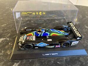 Scalextric Lister LMP Le Mans 2004
