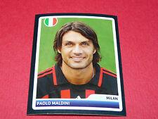 109 PAULO MALDINI MILAN AC UEFA PANINI FOOTBALL CHAMPIONS LEAGUE 2006 2007