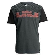 Nike LeBron James Court Vision Dri-Fit T-Shirt Men's Medium Large XL 2XL BNWT