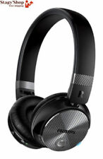 F617136 Philips Shb8850nc cuffie Wireless con Noise Cancelling Nero/argento