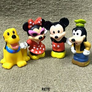 Fisher-Price Disney Little People Mickey & Minnie's Mouse w Pluto and Goofy Toys