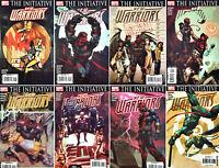 THE NEW WARRIORS #1 - #8 (2007) Marvel Comics (set of 8)
