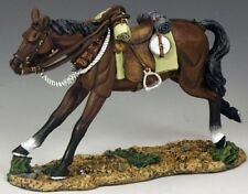 KING & COUNTRY AUSTRALIAN LIGHT HORSE AL047 GALLOPING HORSE #1 MIB