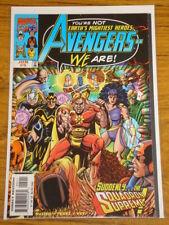 AVENGERS #5 VOL3 MARVEL COMICS JUNE 1998
