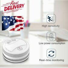 Detector de fume Alarma de batería Monóxido Sensor de alerta de carbono Paquete
