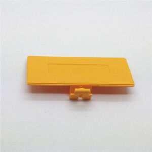 Yellow Battery Cover GBP Cover For Nintendo Game boy Pocket GBP Console