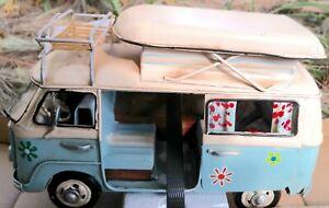 1966 Volkswagen Camper Metal Collectable